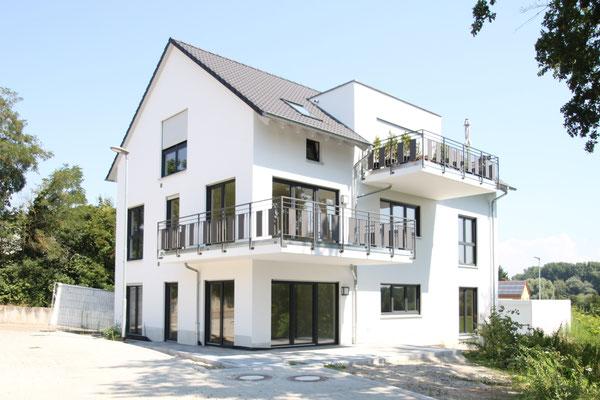 3-Familienhaus in Hördt, Baujahr 2018