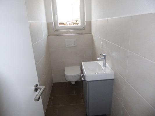 Gäste-WC nacher