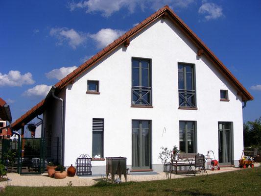 Einfamilienhaus in Steinweiler, Baujahr 2010