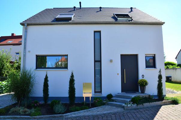 Einfamilienhaus modern in Heiligenstein, Baujahr 2013