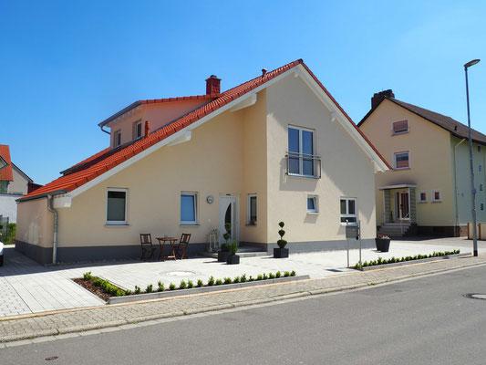 Einfamilienhaus in Rülzheim, Baujahr 2015