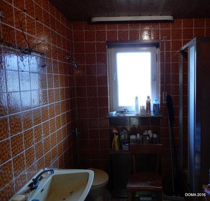 Gäste-WC vorher