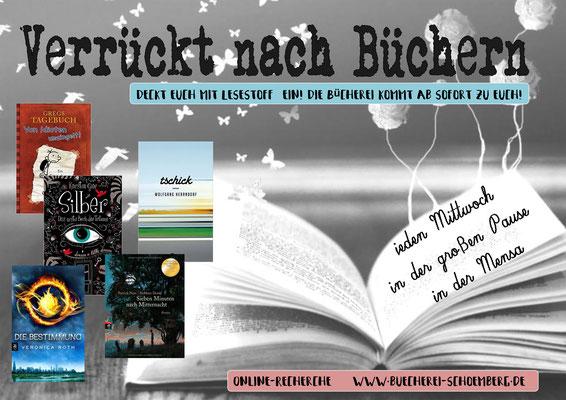 "Aktion ""Verrückt nach Büchern"""