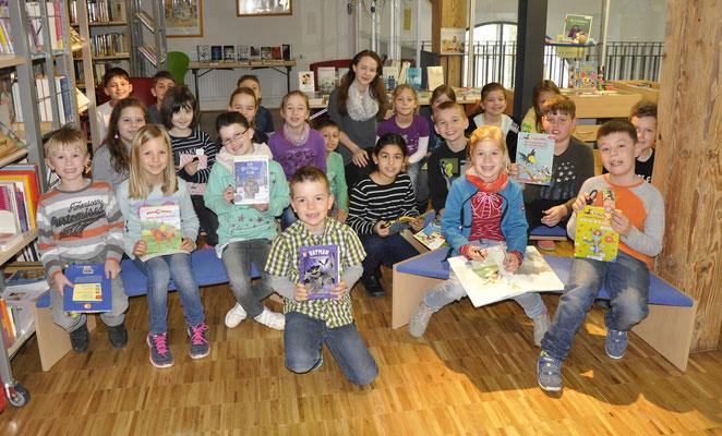 Grundschule Schömberg 2.Klasse