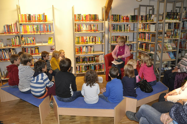 Deutschlandweiter Vorlesetag