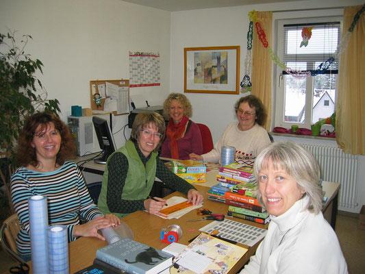 2009 Büchereiteam