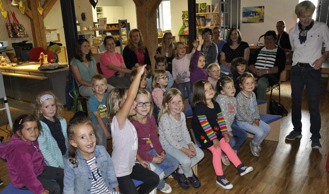 Spaß mit Lieselotte - Vorlesestunde im September