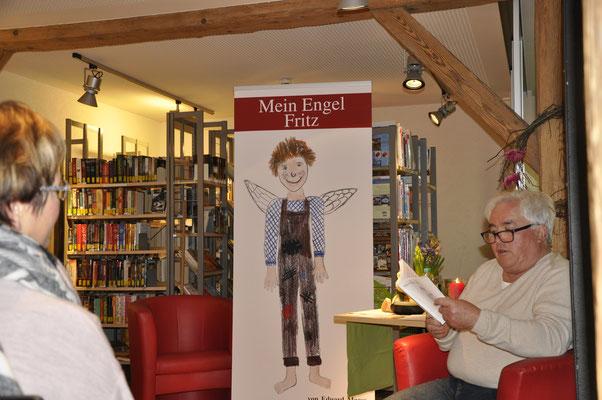 Autorenlesung Eduard Maass