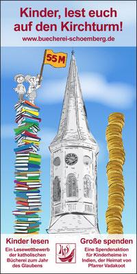 """Aktion """"Kinder lest euch auf den Kirchturm"""""""
