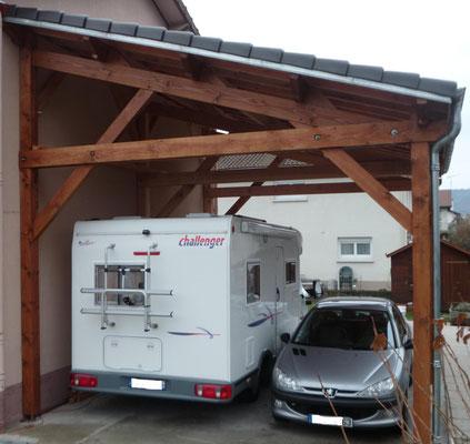 Abris camping car gamme sancy sur mesure
