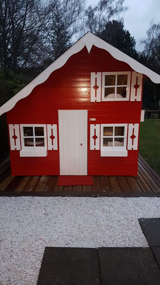Maisonnette enfant TOM 3.8m²
