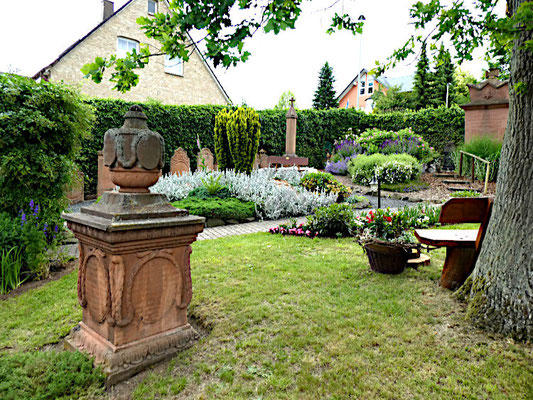 Kirchgarten Ranstadt