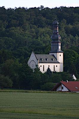 Kirche in Ober-Mockstadt