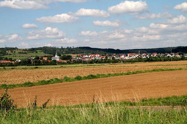 Dauernheim-Panorama