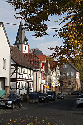 In der Kirchbergstraße