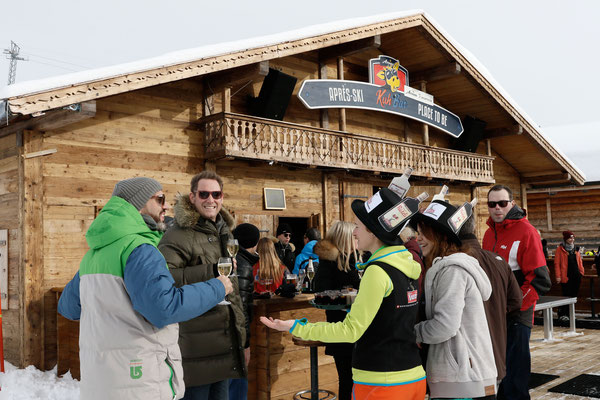 Party in der KuhBar Arosa - Best Après-Ski 2017/2018