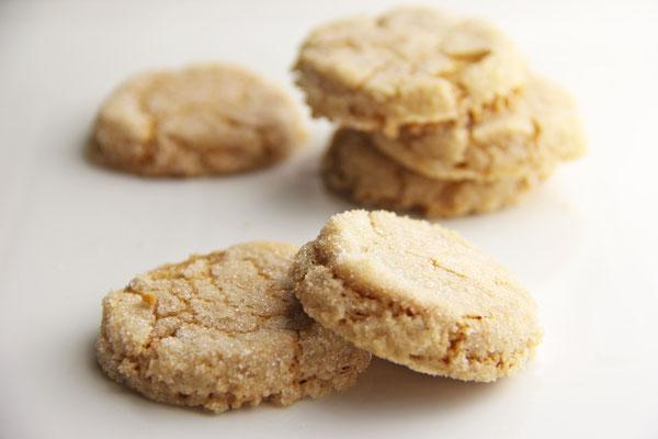 クルミのクッキー2枚入り140円