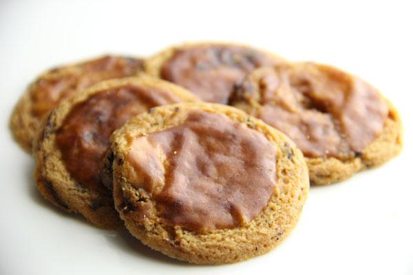 レーズンのクッキー3枚入り145円