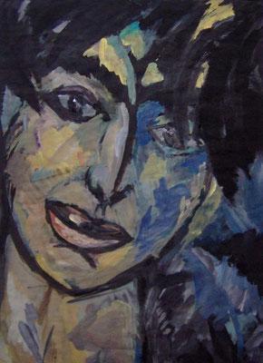 """""""Triste"""", 1990"""