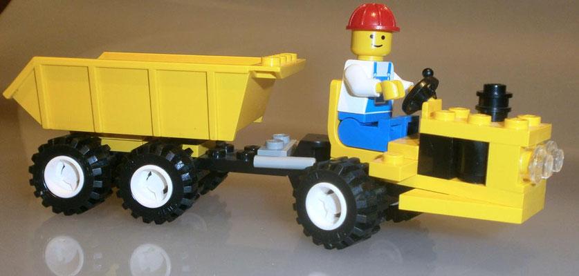Lego 6532 Muldenkipper rechts