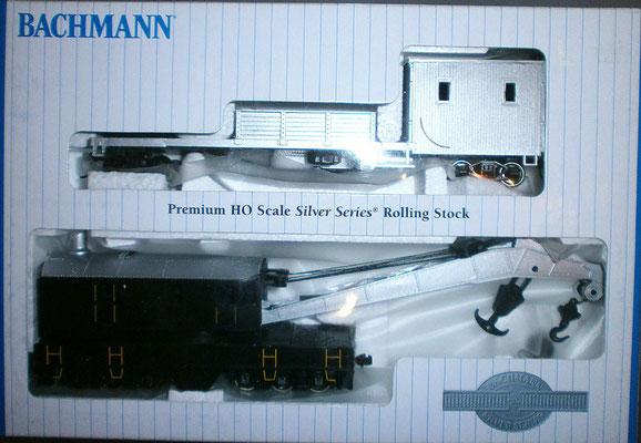Bachmann H0 16149 Dampfkran in Verpackung