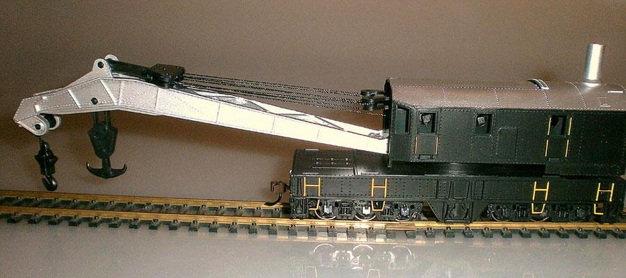 Bachmann H0 16149 Dampfkran