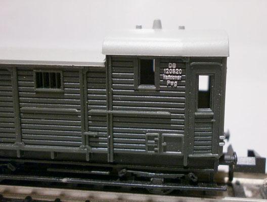 Minitrix N 3254 Gepäckwagen