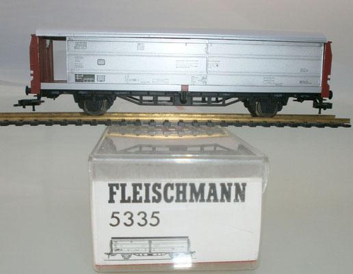 Fleischmann H0 5335 Schiebewandwagen mit Verpackung