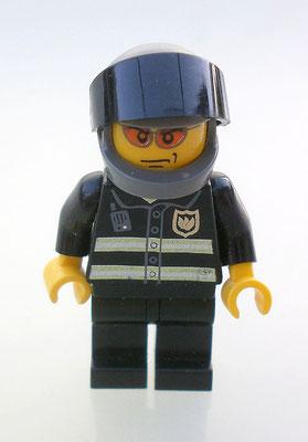 Lego City 7238 Feuerwehrhubschrauber Feuerwehrmann