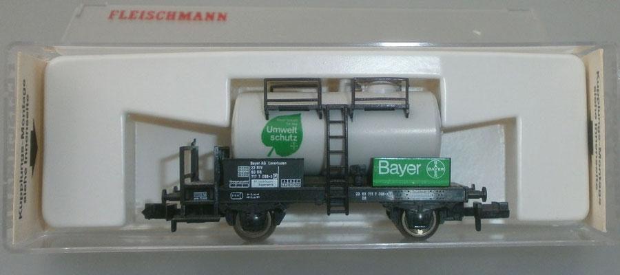Fleischmann 8409 Kesselwagen Bayer Verpackung