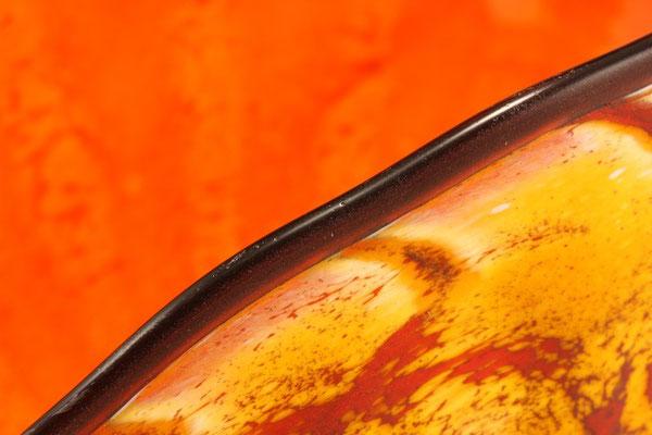 Aurora Red Detail