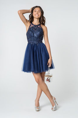 diseños atractivos hermosa y encantadora gama muy codiciada de Vestidos de Grado Cortos - Orquideas Dresses Vestidos Especiales