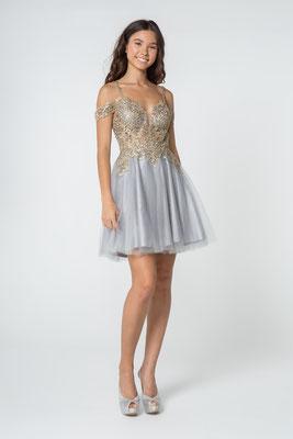 Vestidos De Grado Cortos Orquideas Dresses Vestidos Especiales