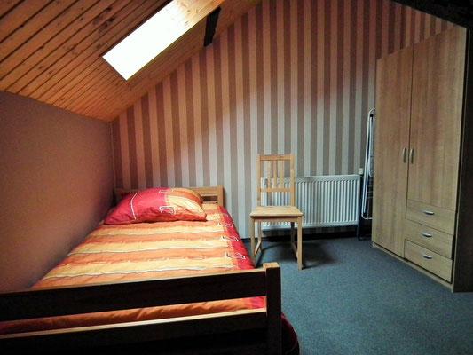 Schlafzimmer 2 obergeschoß