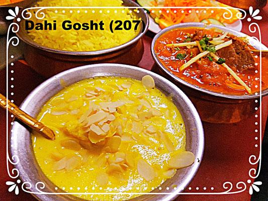 Dahi Murgi Nr. 207(Spezialgerichte)