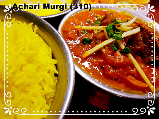 Achari Murgi (Tagesangebot)