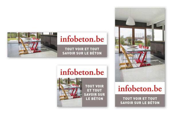 Infobeton, ads