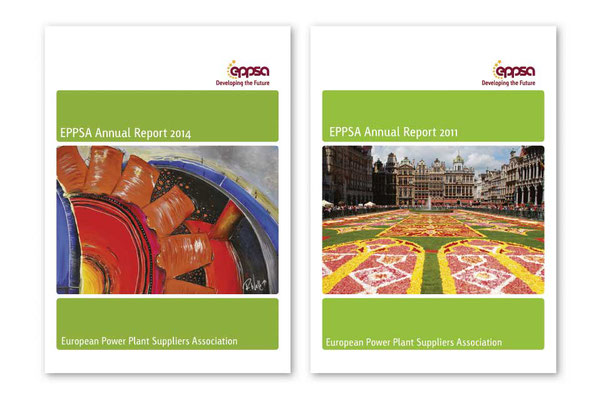European Power Plant Suppliers Association, Annual Reports, brochures