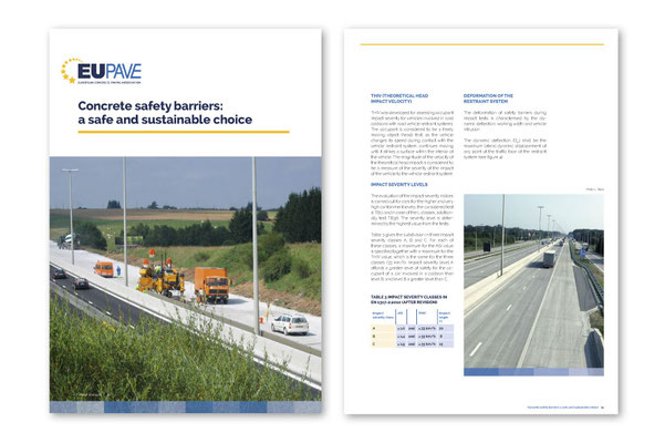 European Concrete Paving Association, brochures