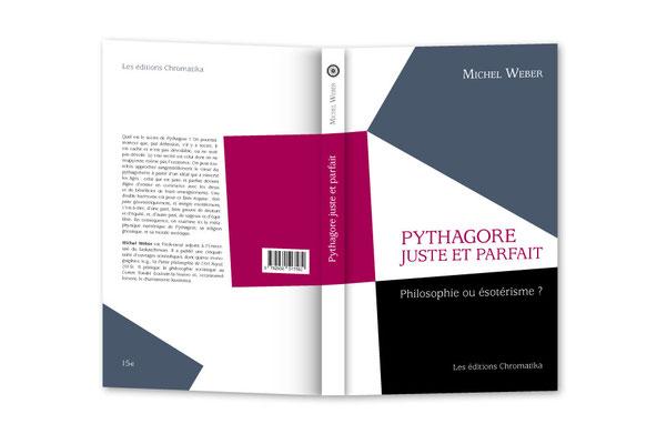 Cover design for Chromatika