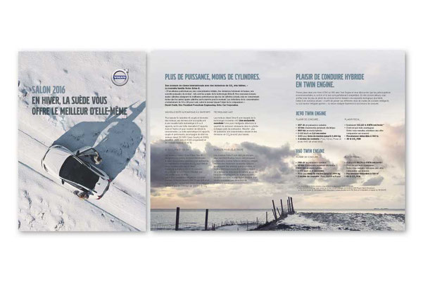 Volvo, for Grey Brussels advertising agency