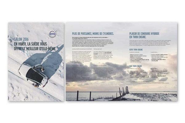 Volvo, for Grey Brussels advertising agency