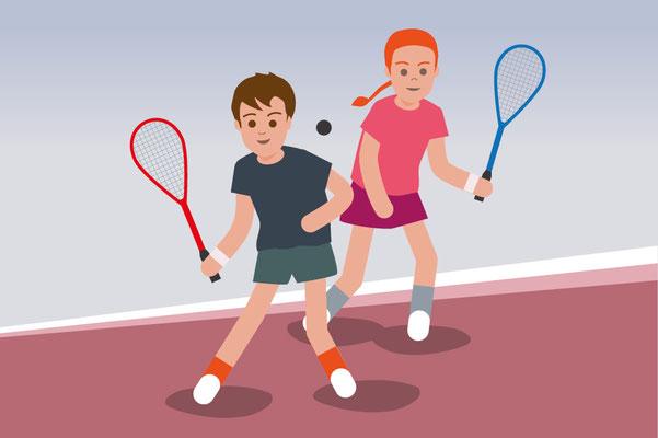 Ligue francophone de Squash