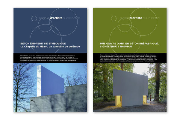 Federation of the Belgian Cement Industry, brochures
