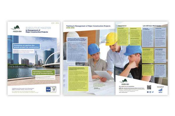 ULB, brochures