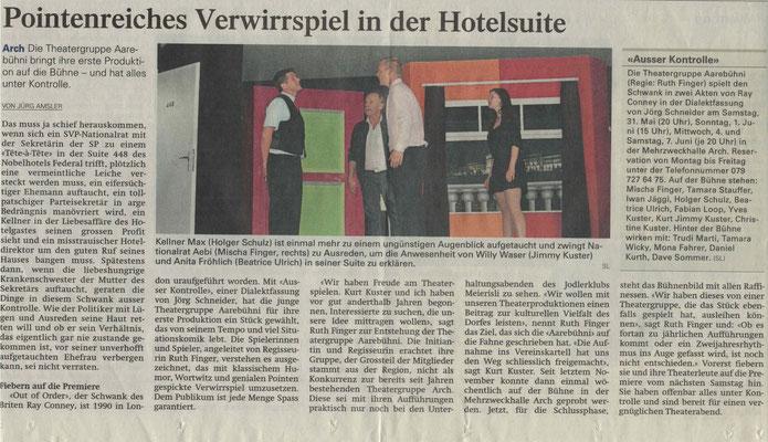 Grenchner Tagblatt 2014