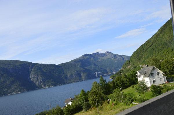 die teuerste Brücke Norwegens