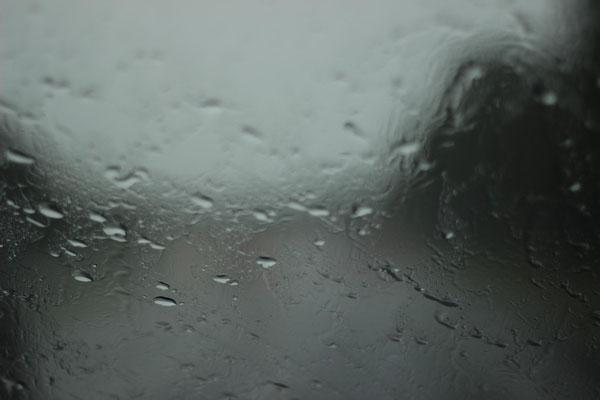 perfektes Wetter um nach Hause zu fahren