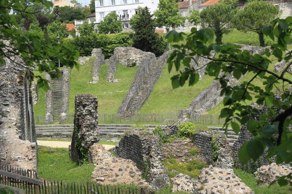 Amphitheater in Saintes