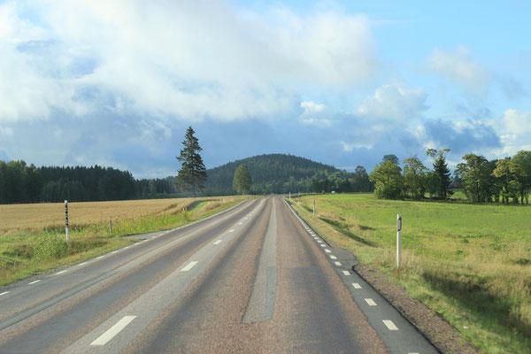 lange lange Straßen